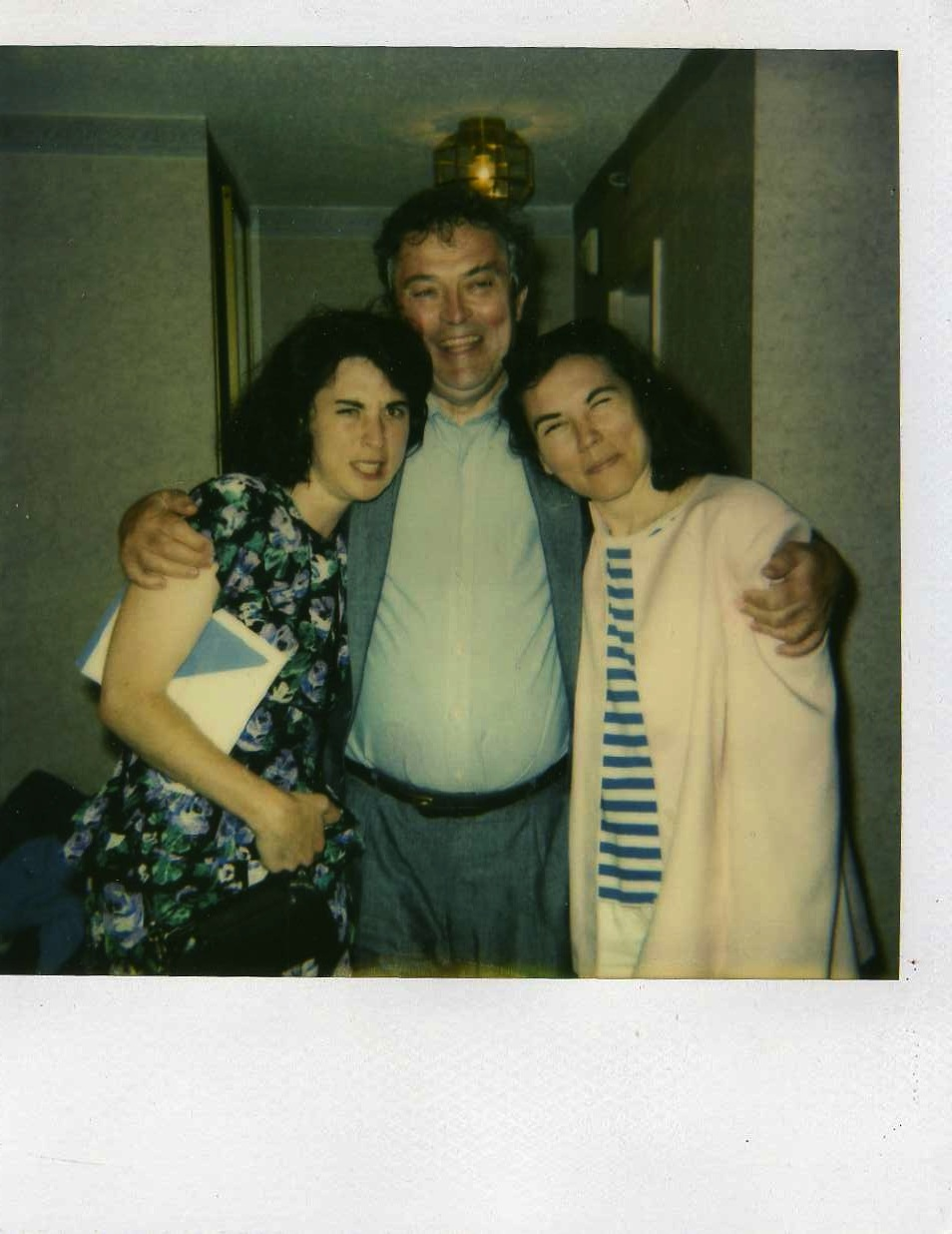 Marion, Deirdre, Dad copy