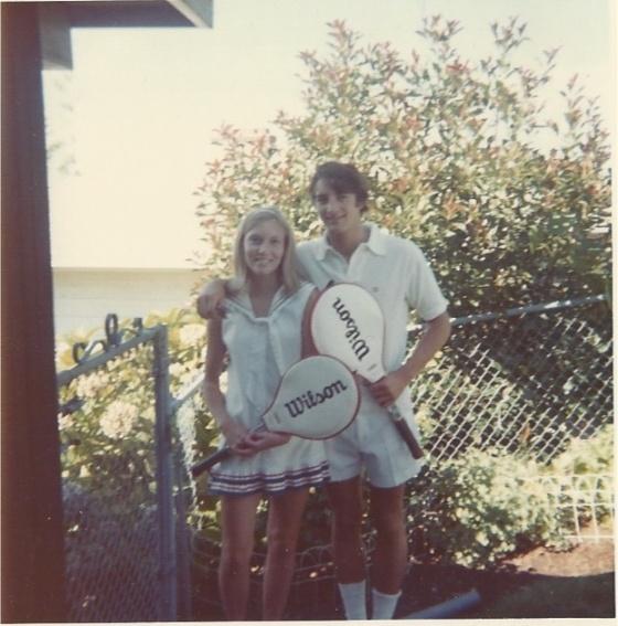 Mom Tennis