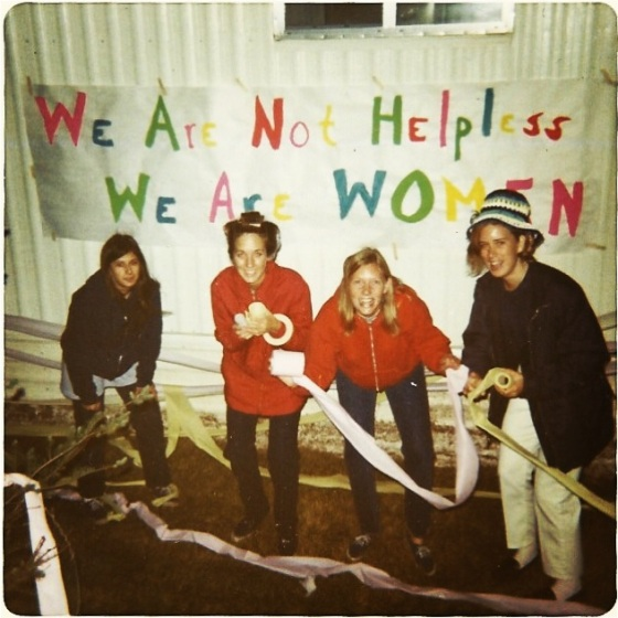 We are not Helpless we are women