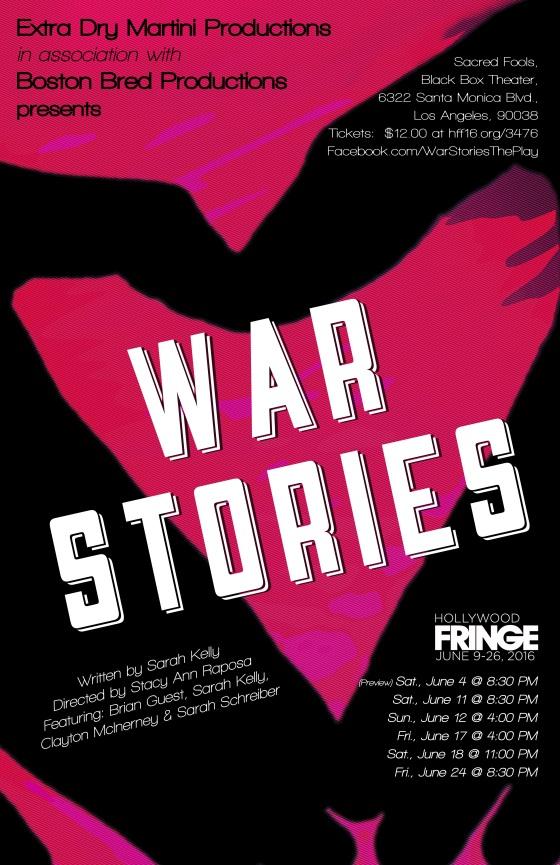 War Stories 11 x 17