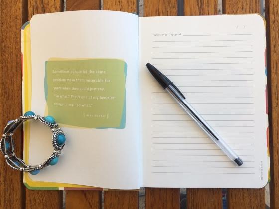 letting-go-journal